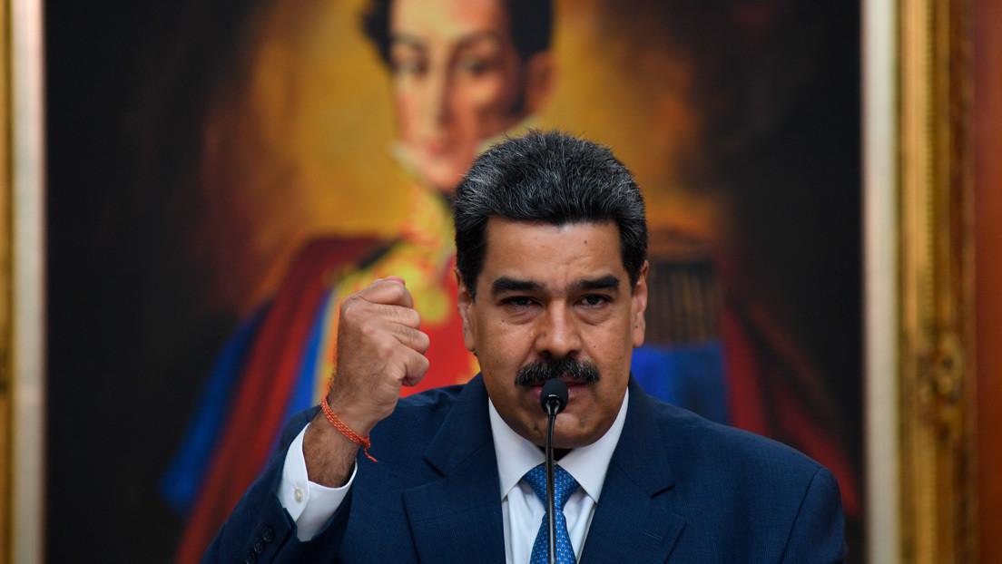 """Maduro pide """"dinamizar el diálogo"""" con la UE tras suspender la expulsión de la embajadora europea en Caracas"""