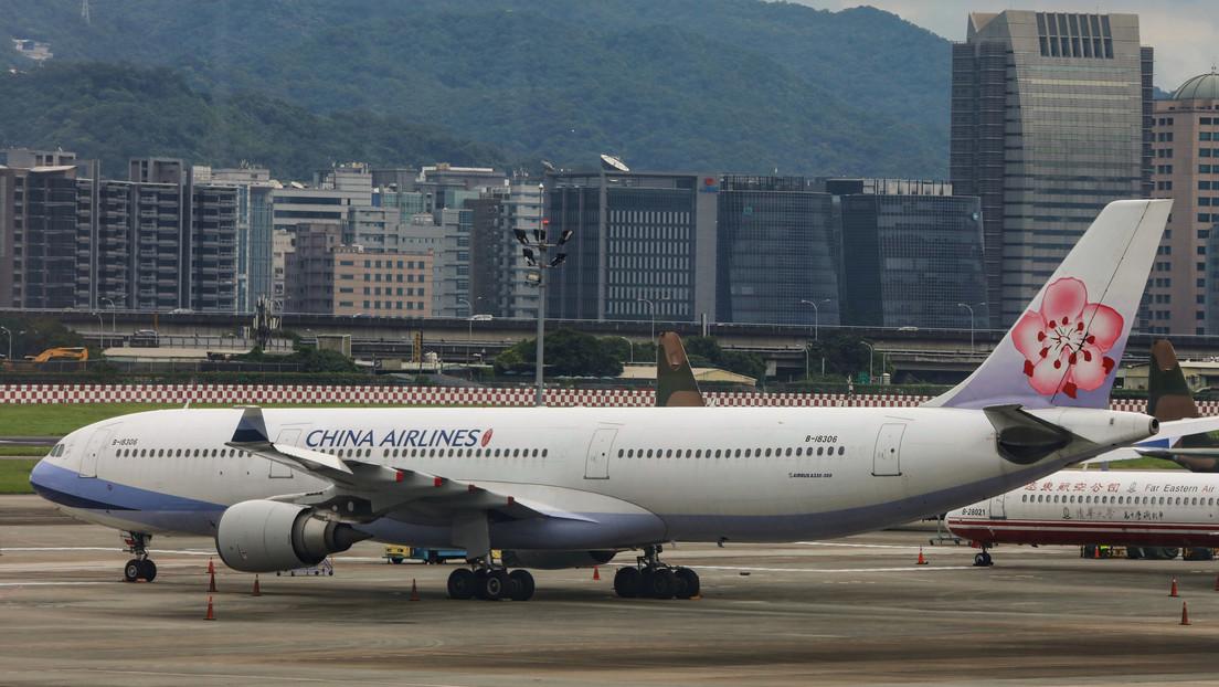 Taiwán ofrece vuelos simulados al extranjero para los que tienen muchas ganas de experimentar la sensación de viajar en medio de la pandemia
