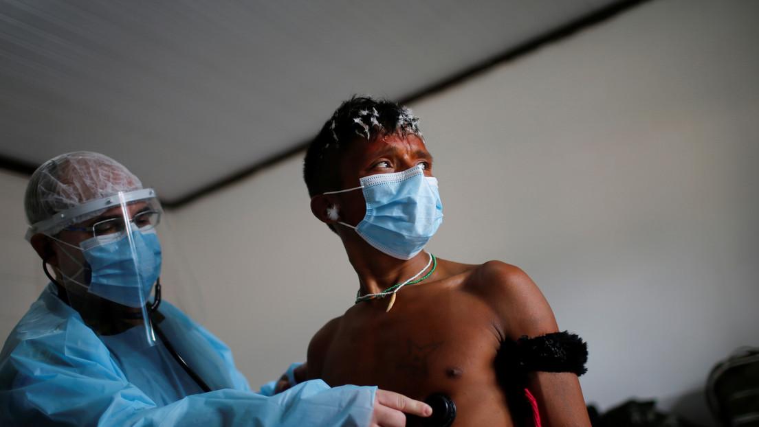 Brasil registra cerca de 50.000 contagios de coronavirus en las últimas 24 horas thumbnail
