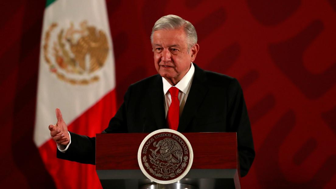 """López Obrador sugiere """"hacer cambios"""" en los órganos de justicia de Guanajuato tras la masacre que dejó 26 muertos thumbnail"""