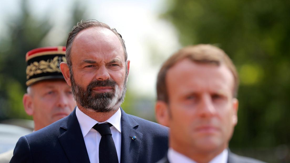 Renuncia el primer ministro francés, Édouard Philippe