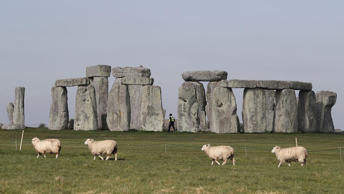 Descubren nueva evidencia del origen de 'el Altar', una de las piedras más exóticas y distintivas de Stonehenge