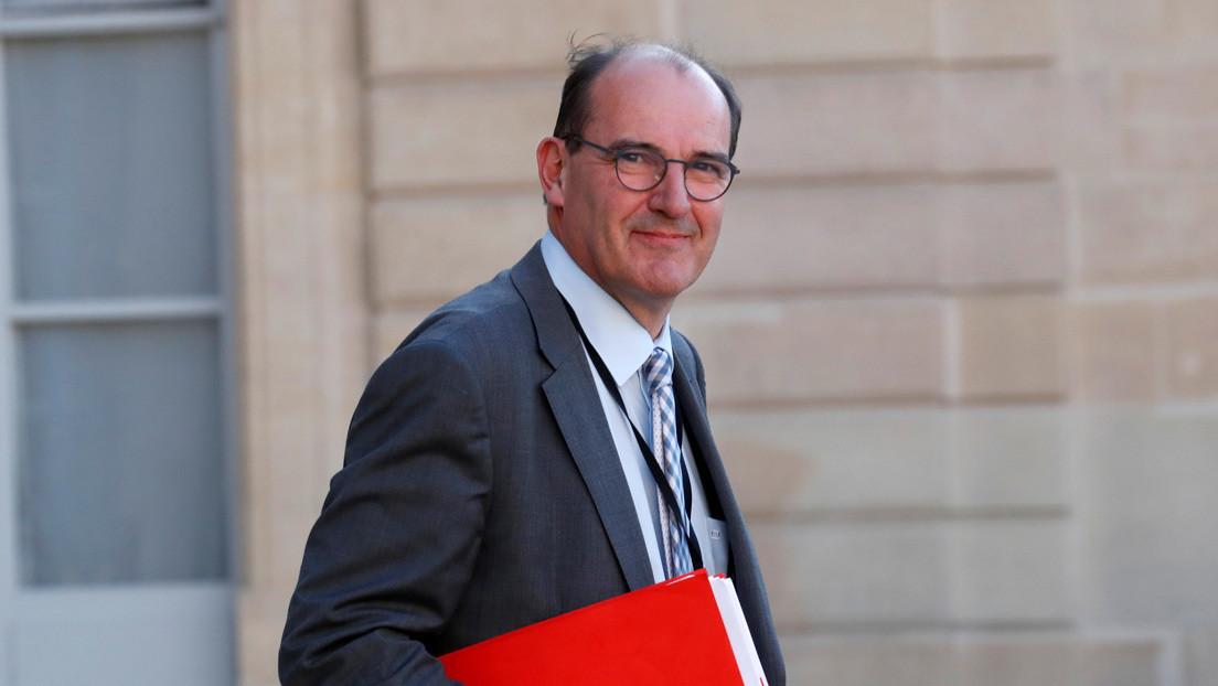 Nombran a Jean Castex como nuevo primer ministro de Francia