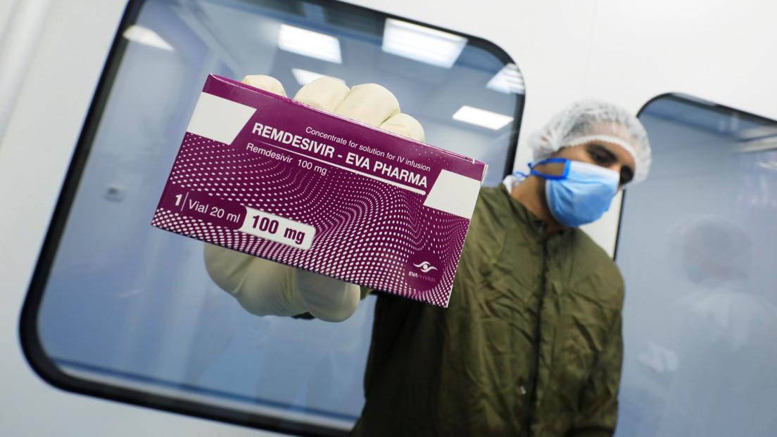 La Comisión Europea autoriza la comercialización del fármaco remdesivir para tratar el coronavirus