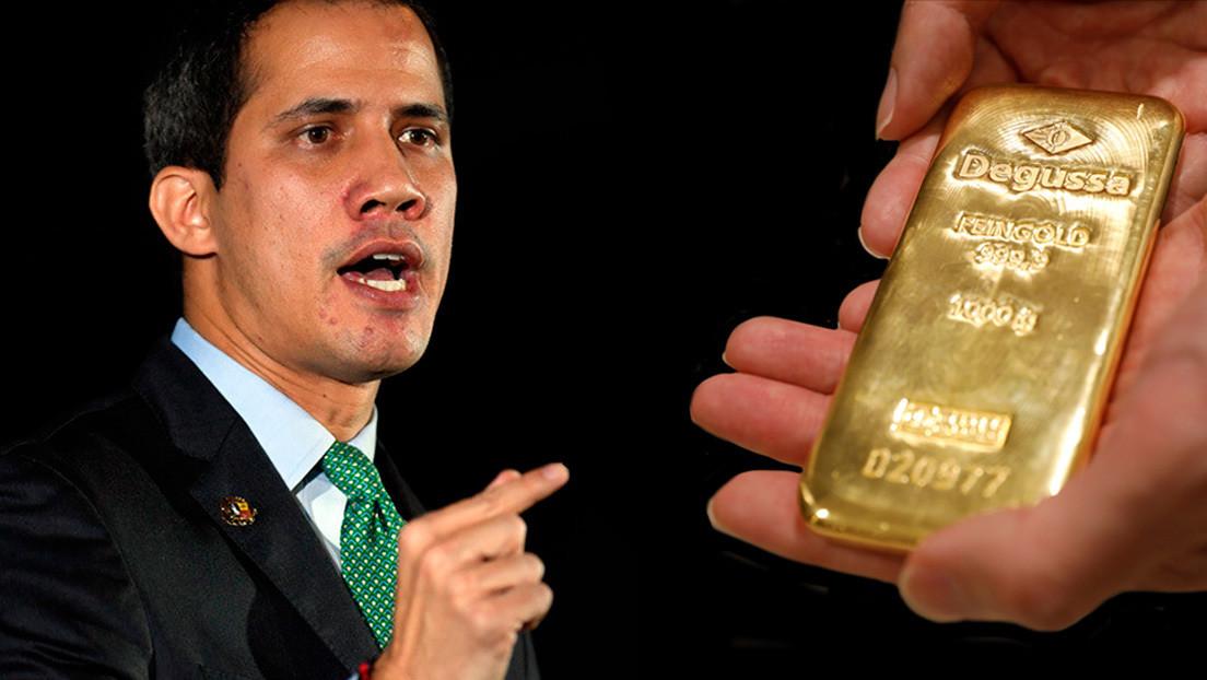 ¿El Reino Unido concretará la entrega del oro venezolano a Juan Guaidó?