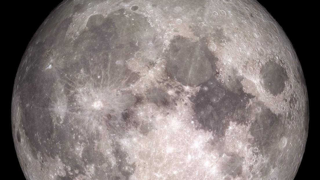 El descubrimiento de metales en el subsuelo de la Luna hace reconsiderar el origen de nuestro satélite
