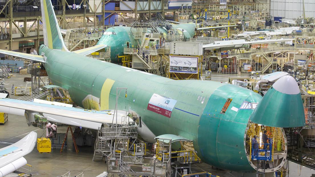 Boeing dejará de producir famosos 747 gigantes después de más de 50 años