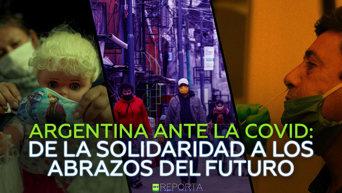 Argentina ante el coronavirus: de la solidaridad a los abrazos del futuro