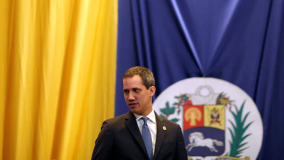 Justicia venezolana emite órdenes de aprehensión contra 'funcionarios' de Guaidó por el oro en el Banco de Inglaterra y la disputa del Esequibo