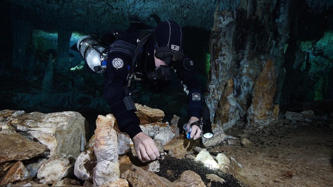 Encuentran en México la mina de ocre más antigua de las Américas, formada miles de años antes de la civilización maya (FOTOS, VIDEO)