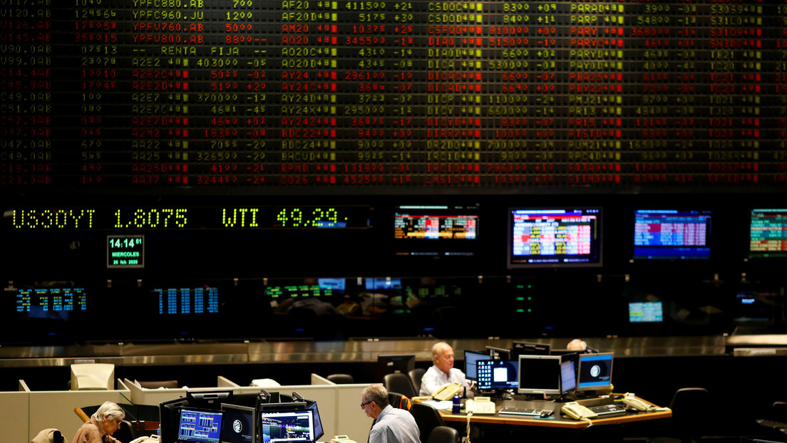 El Banco Central de Argentina estima una caída del PIB de hasta 12 % al cierre de 2020 thumbnail