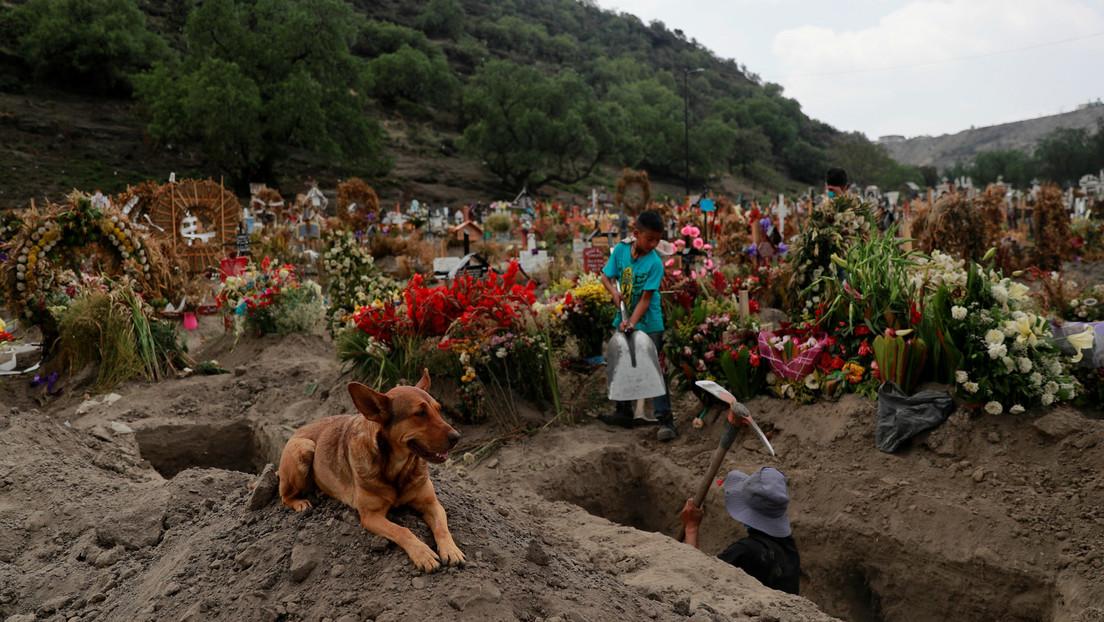 México acumula 245.251 casos confirmados de coronavirus y se acerca a los 30.000 muertos