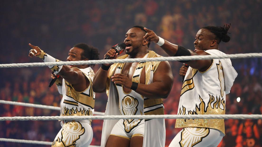 VIDEOS: Luchador estrella de la WWE vuelve a sorprender con su humor surrealista y provoca una avalancha de reacciones en las redes