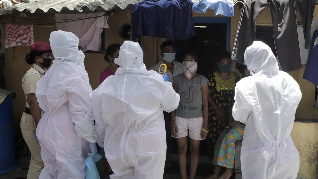 La OMS reporta un aumento récord en los casos de coronavirus en un día
