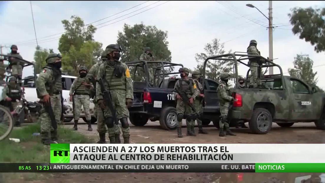 Cuestionan la gestión de la Guardia Nacional ante el aumento de violencia en México