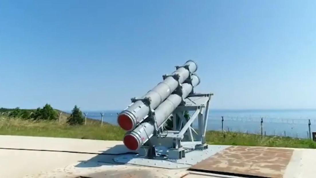 VIDEO: Turquía prueba con éxito su primer misil de crucero naval
