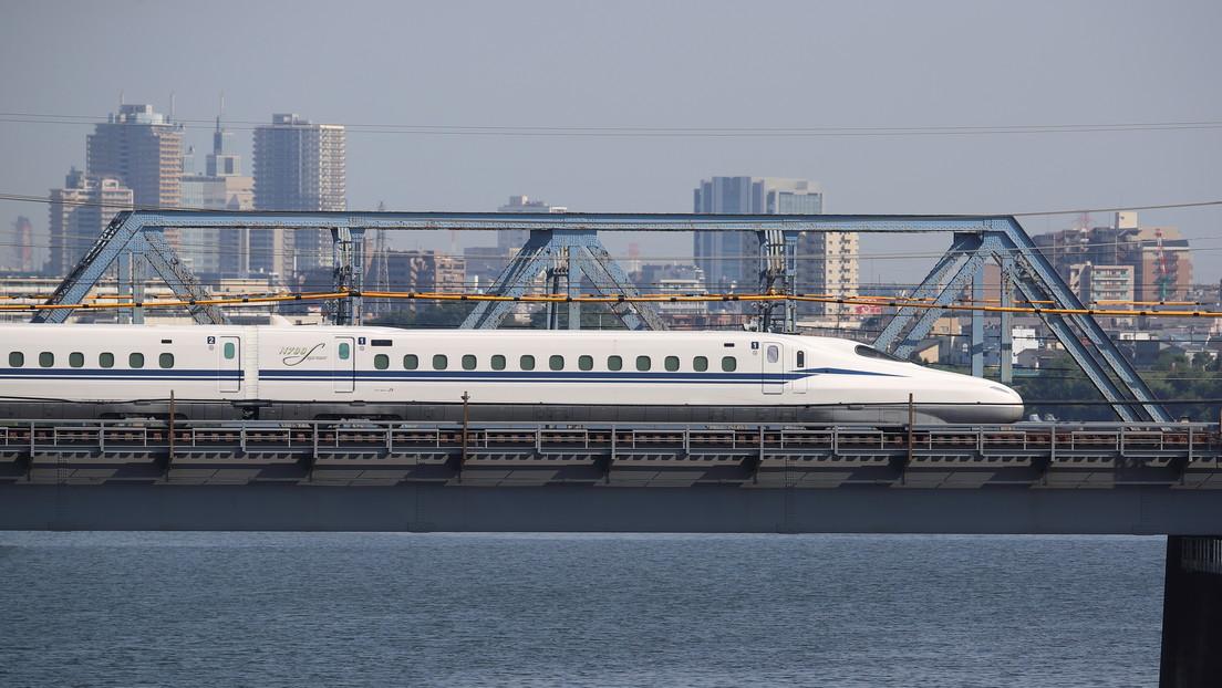 Japón pone en servicio un tren bala capaz de alcanzar los 360 km/h (FOTOS, VIDEO)