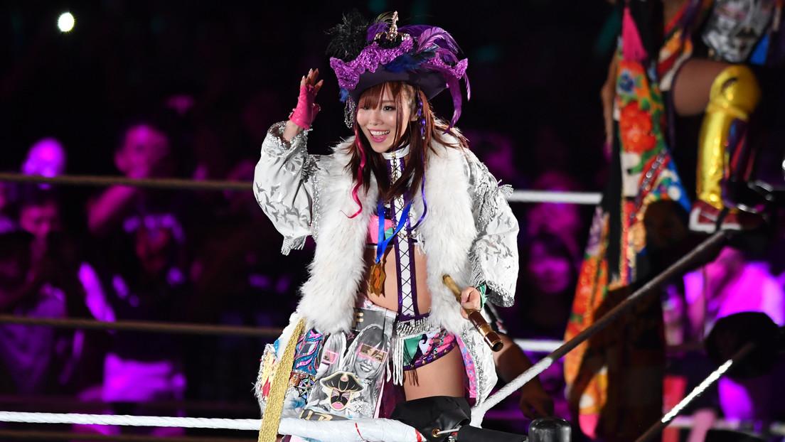 Reportan que la joven estrella Kairi Sane de la WWE planea retirarse de la lucha libre tras sufrir preocupantes lesiones en varios combates (VIDEOS)