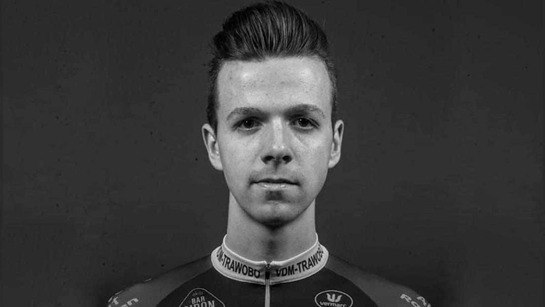 Un prometedor ciclista belga de 20 años muere por un infarto en plena carrera