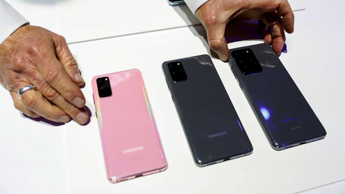 Reportan problemas de carga tras la actualización de nuevos móviles de Samsung