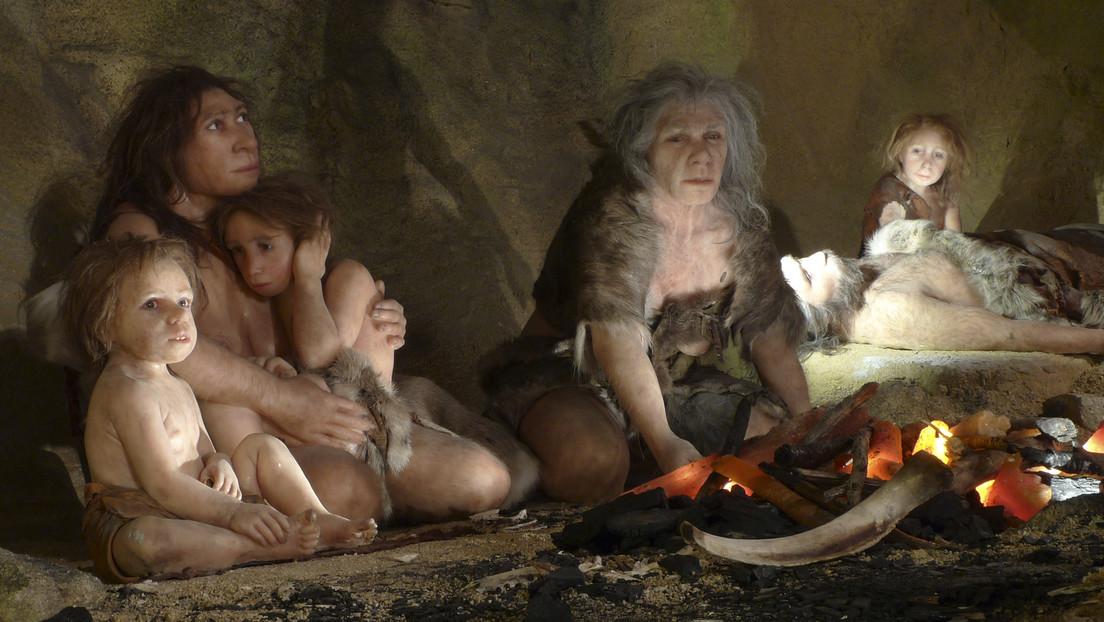 Genes heredados de los neandertales podrían aumentar el riesgo de enfermar gravemente de covid-19, según un estudio
