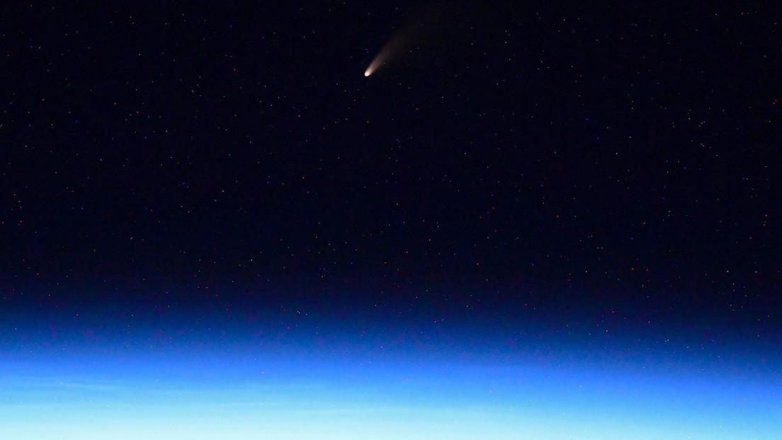"""El cometa """"más brillante de los últimos siete años"""" ya puede observarse a simple vista desde la Tierra"""