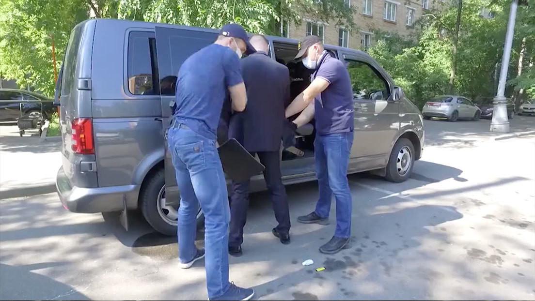 Detienen a un consejero del jefe de Roscosmos, sospechoso de trabajar para la inteligencia de la OTAN
