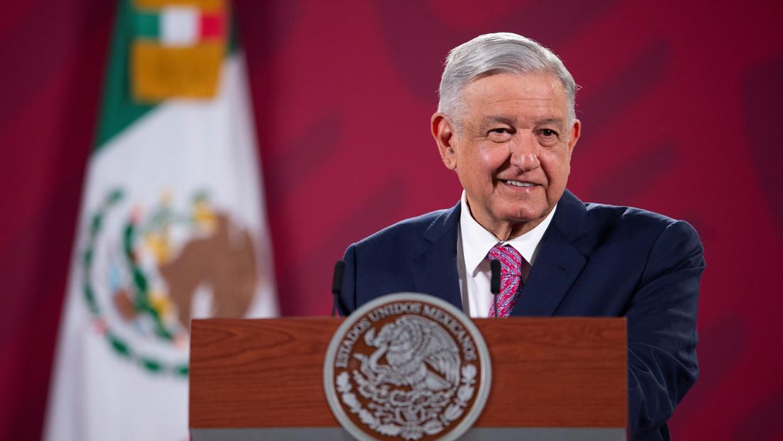 """López Obrador, sobre el muro fronterizo y su reunión con Trump: """"Vamos a ofrecer nuestra opinión, no vamos en un plan de confrontación"""""""