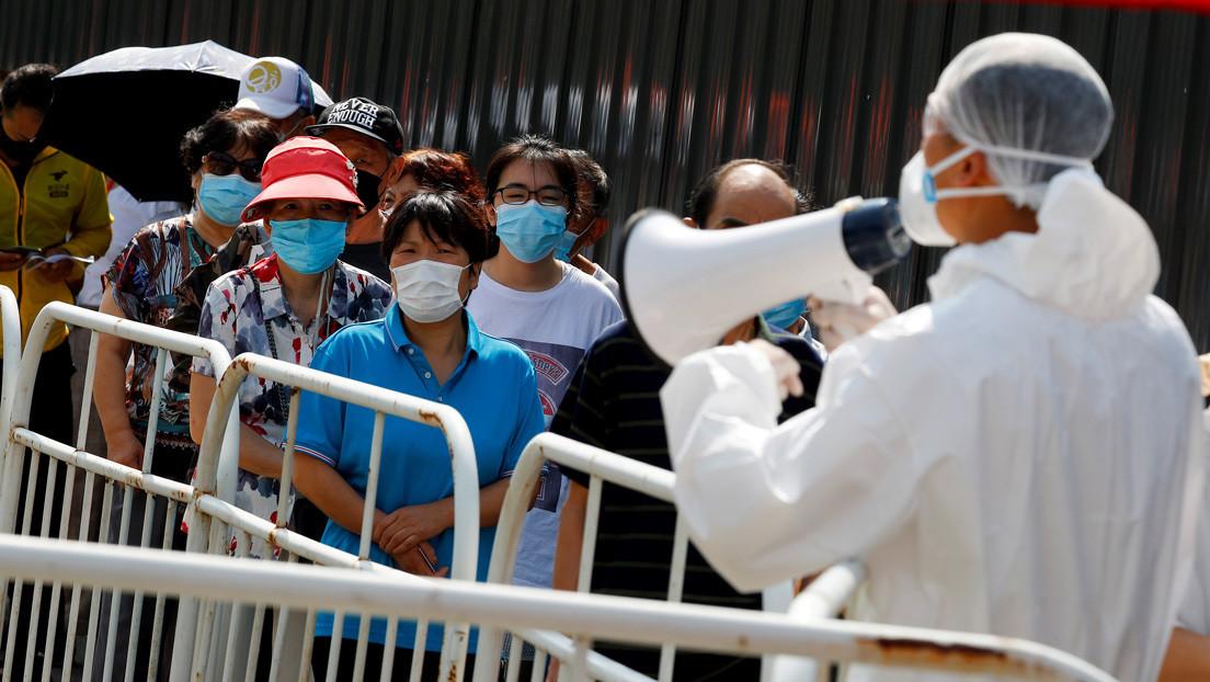 La OMS enviará expertos a China para determinar los orígenes del covid-19