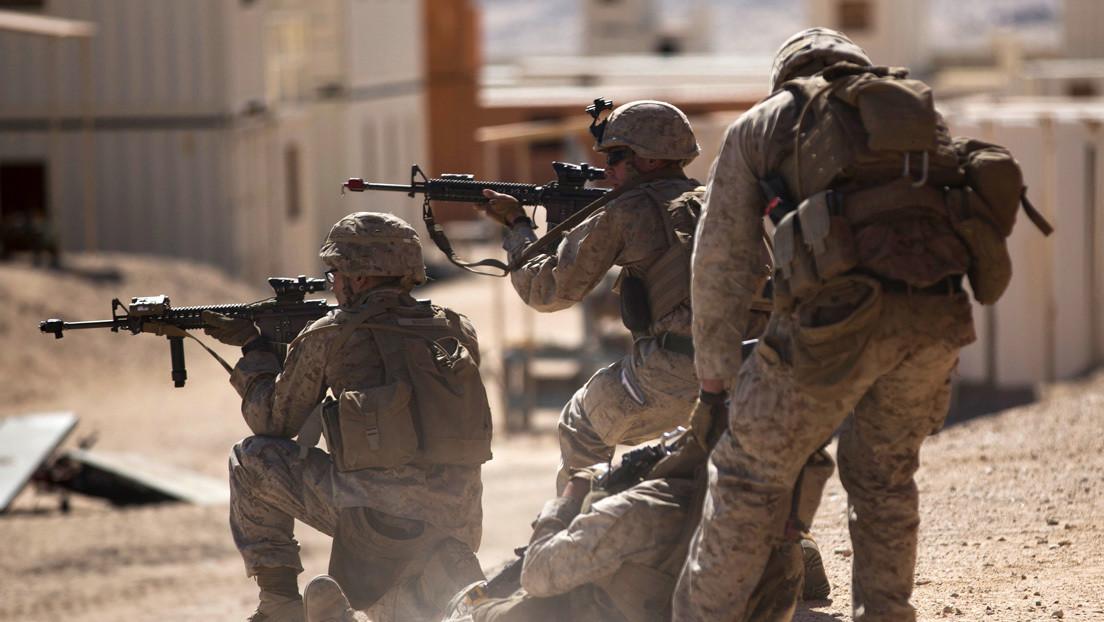 EE.UU.: La Policía Militar responde a una situación de tirador activo en una base del Cuerpo de Marines en California