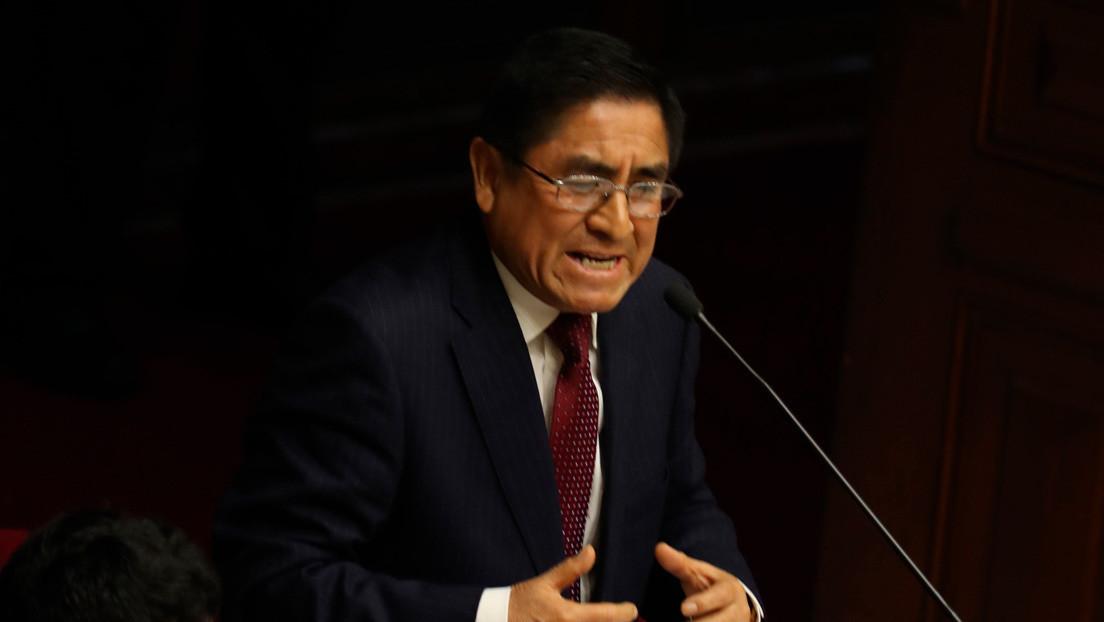 El Gobierno de España autoriza la extradición a Perú del exjuez César Hinostroza thumbnail
