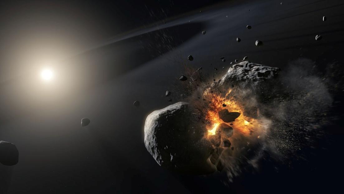 NASA: Cinco asteroides pasarán cerca de la Tierra esta semana