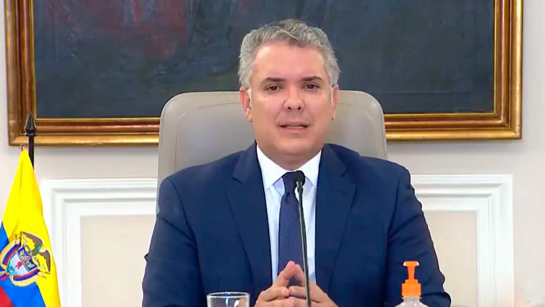 """Duque rechaza una nueva propuesta del ELN de """"cese bilateral al fuego"""""""