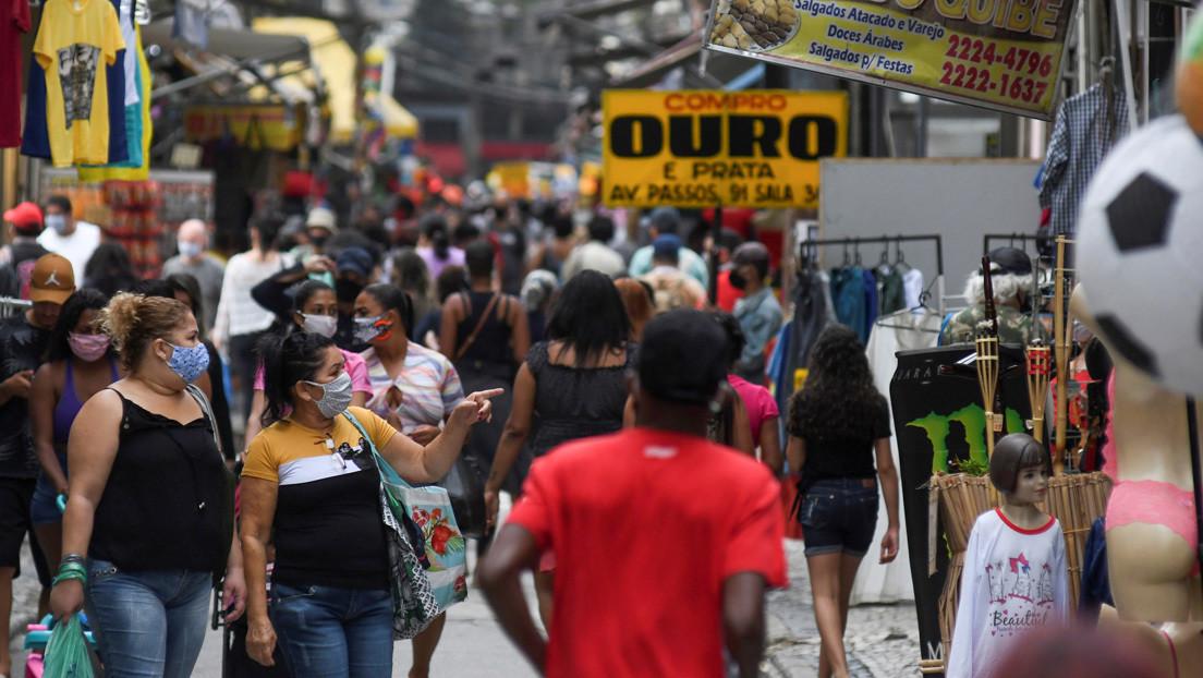 Bares y restaurantes reabren en Río de Janeiro y Sao Paulo, mientras que Brasil registra uno de los días más letales de covid-19 thumbnail