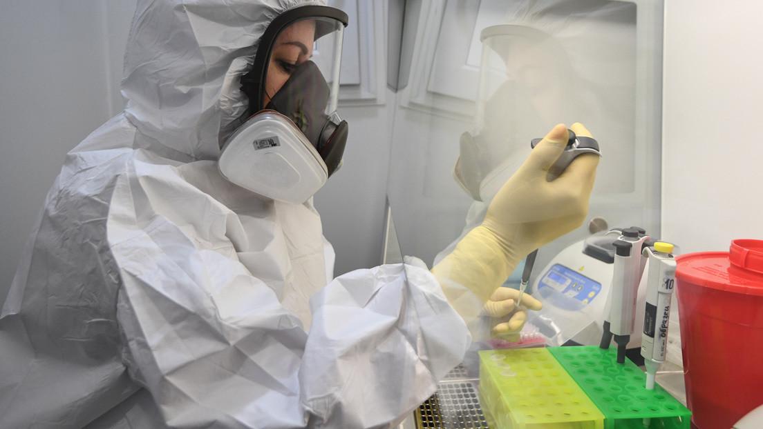 El Ministerio de Salud ruso aprueba un nuevo medicamento contra el coronavirus
