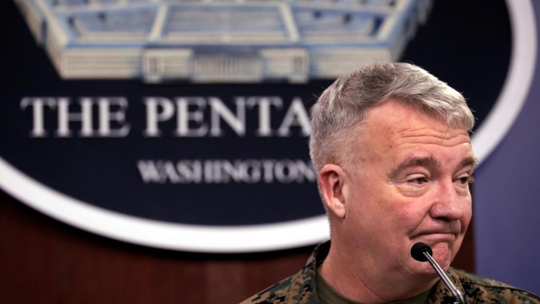 """""""No está comprobado"""": Alto general de EE.UU. pone en duda la inteligencia sobre la supuesta conspiración entre Rusia y los talibanes"""