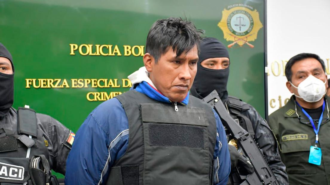"""Policía boliviana detiene al """"asesino confeso"""" de una niña que fue estrangulada y su cuerpo abandonado en la calle"""