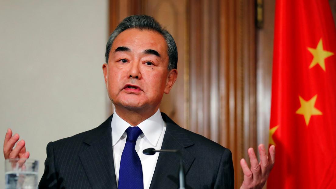 """China alienta a EE.UU. a relacionarse con su país de forma """"tranquila"""" y sin """"prejuicios ideológicos"""""""