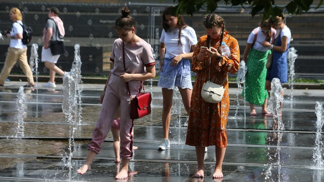 Moscú alivia más restricciones por el coronavirus y las mascarillas dejarán de ser obligatorias en la calle