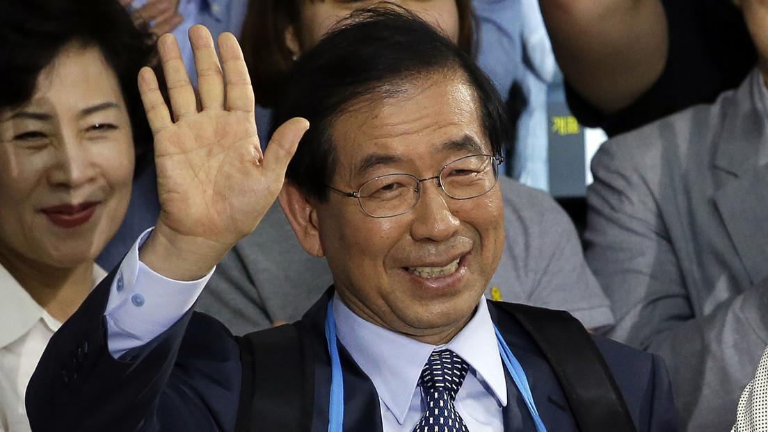Policía surcoreana encontró muerto al alcalde de Seúl