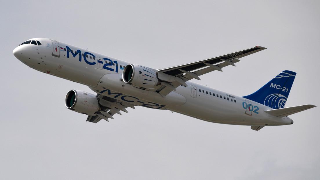 El 'avión del siglo XXI' triplicará su ciclo de vida gracias a una nueva tecnología rusa