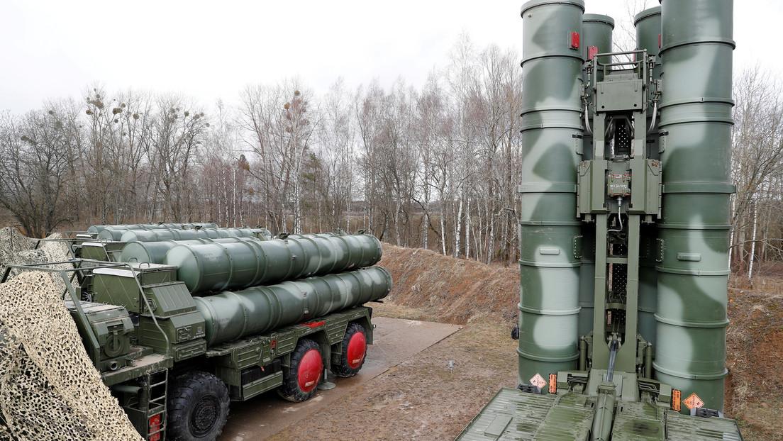 """""""Un verdadero 'omnívoro'"""": El sistema antimisiles ruso S-500 Prometéi, ¿capaz de proteger incluso de meteoritos?"""