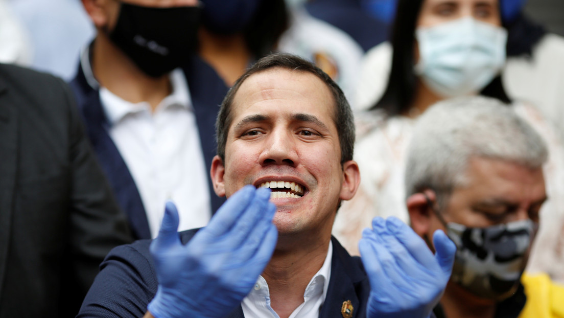 Guaidó contratará a dos firmas en EE.UU. para usar los recursos de Venezuela represados en el extranjero