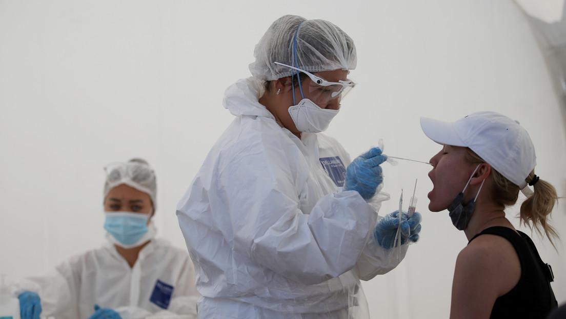 China alerta de una peligrosa neumonía en Kazajistán mucho más letal que el coronavirus