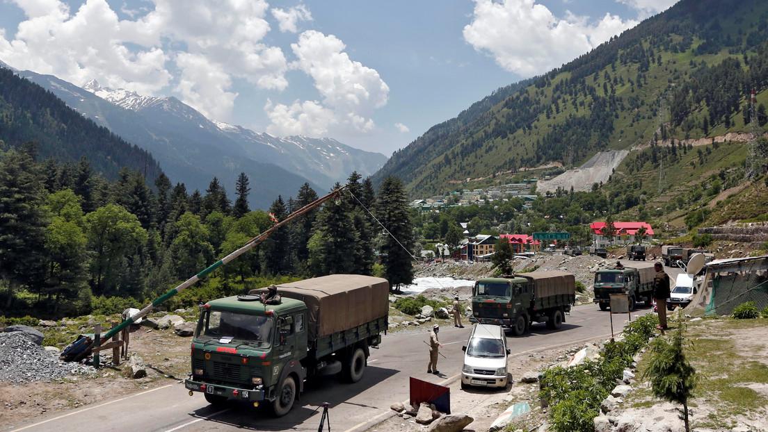 La disputa fronteriza entre China y la India pone en guardia a los países vecinos: ¿tendrán que elegir bando?