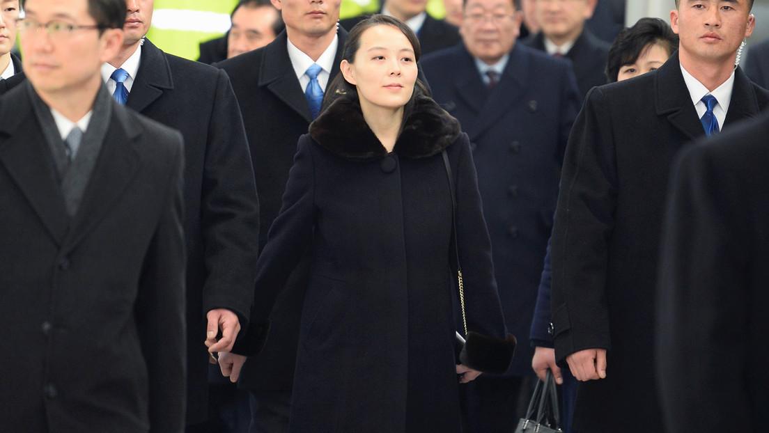 La hermana de Kim Jong-un comenta los rumores sobre una posible cumbre con EE.UU.