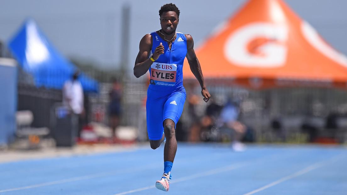 Un atleta de EE.UU. 'destroza' un récord mundial de Usain Bolt y sufre una gran desilusión