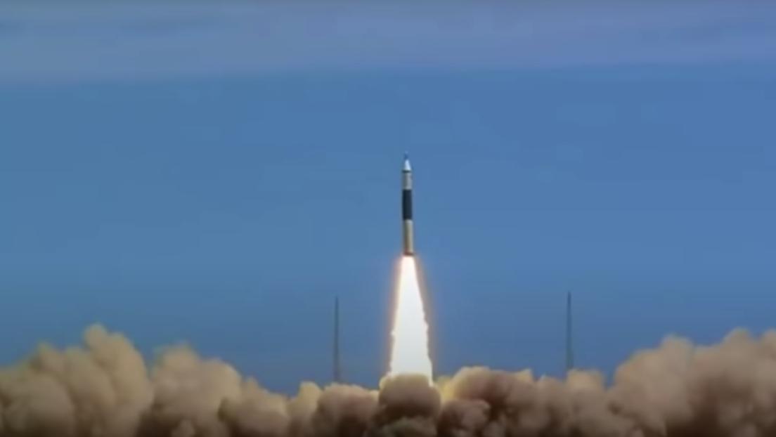 VIDEO: El cohete chino Kuaizhou-11 falla durante su lanzamiento inaugural