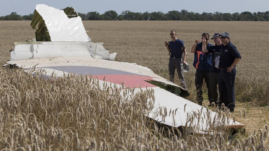 Moscú: La demanda de Países Bajos contra Rusia por la catástrofe del MH17 politizará aún más el derribo