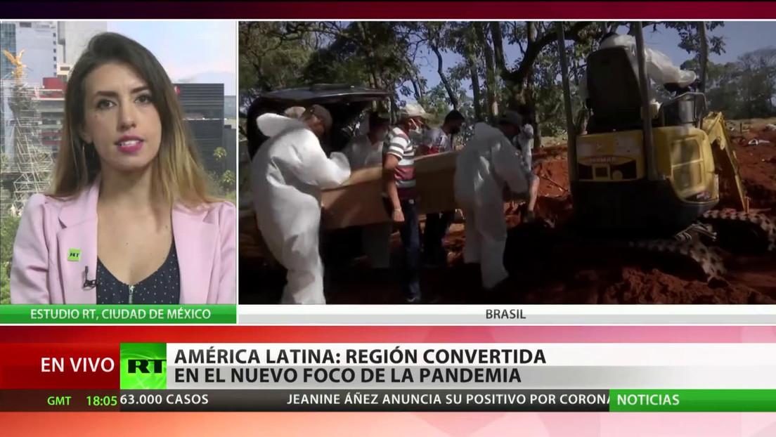 Ministro de Defensa boliviano asume la cartera de Salud temporalmente